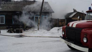 Photo of Пожар на улице Красной Звезды в Нижнеудинске унёс жизни троих человек