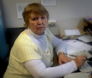 Валентина Ивановна Захожина