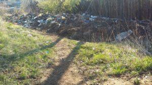 свалка мусора Нижнеудинск