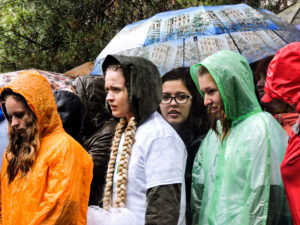 Последний звонок Нижнеудинск 2019 лагерь Заря