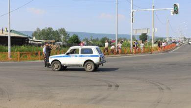 Photo of Трасса Р-255 в Нижнеудинске перекрыта для большегрузов
