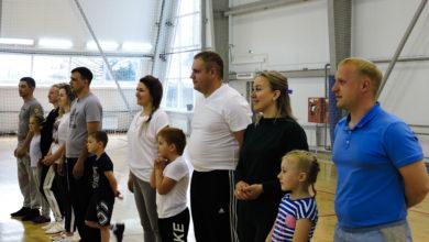 Photo of Семейный спортивный праздник полицейских удался