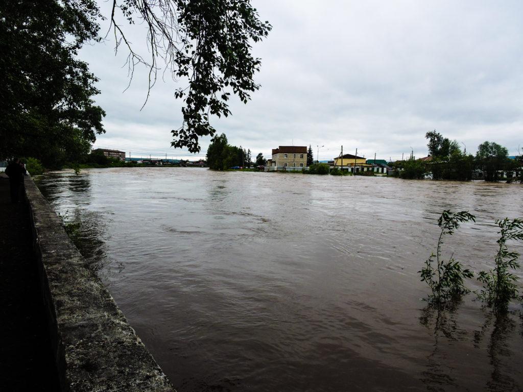Нижнеудинск река Застрянка 26.06.2019