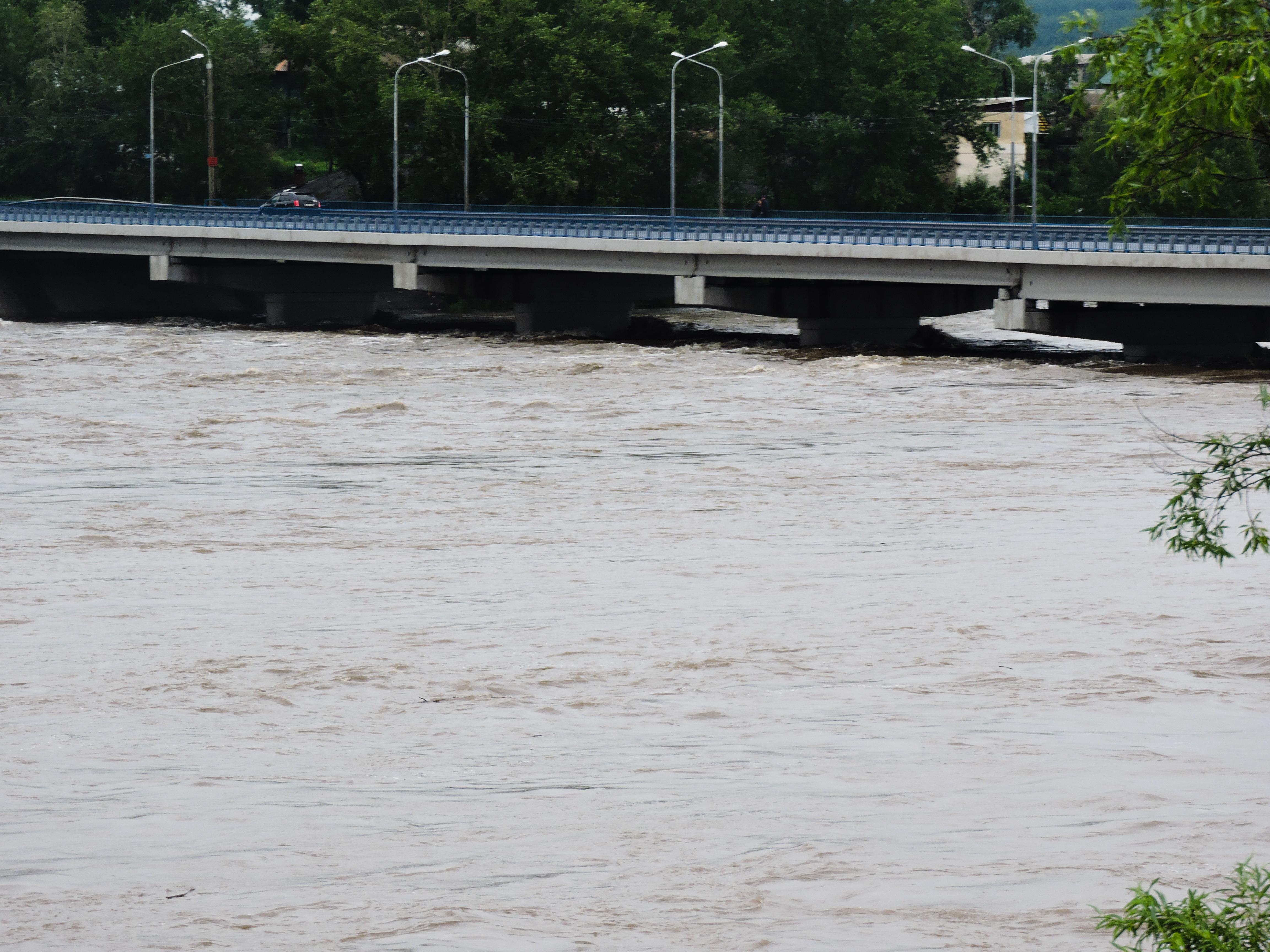 Фото нового моста в нижнеудинске крупный городов