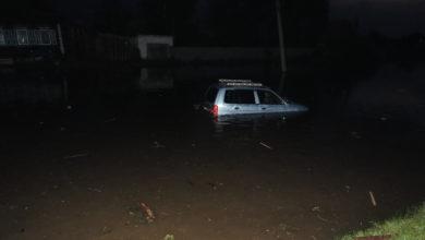 Photo of На улице Сбитнева утонула машина