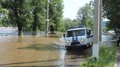 Photo of Вода продолжает прибывать. В городе задействованы системы оповещения