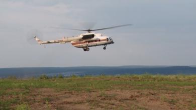 Photo of Нижнеудинск и посёлок Шумский видео с вертолёта