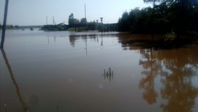 Photo of Наводнение в селе Порог. Фотофакт.
