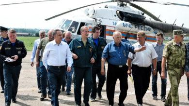 Photo of Нижнеудинск посетили Виталий Мутко и Губернатор Сергей Левченко