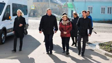 Photo of Ольга Ярилова приехала с рабочим визитом в Нижнеудинск
