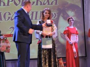 Покровская красавица 2019 Нижнеудинск Дарья Юркина