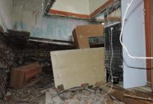 Photo of В Нижнеудинске в многоквартирном доме одна из квартир рухнула в подвал