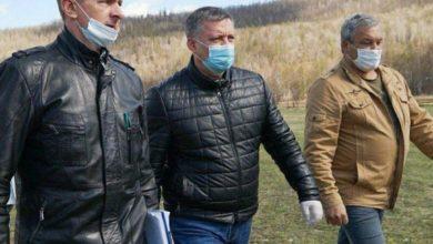 Photo of Врио Губернатора Иркутской области Игорь Кобзев посетил Нижнеудинский район